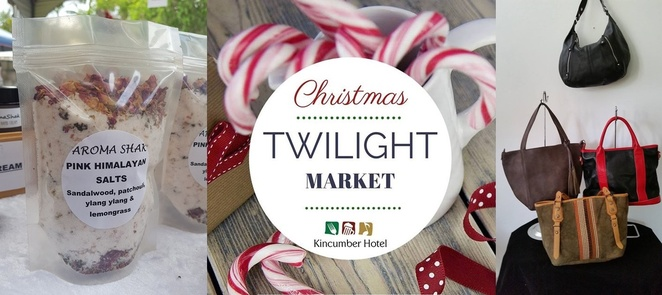 Christmas Twilight Market, Kincumber