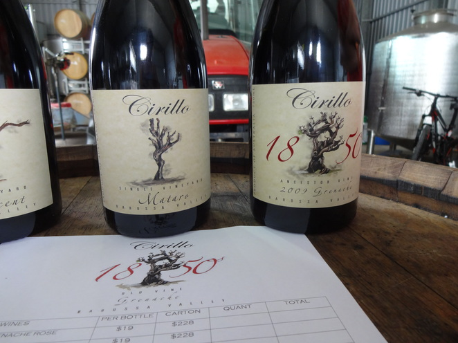 Cirillo Estate Wines