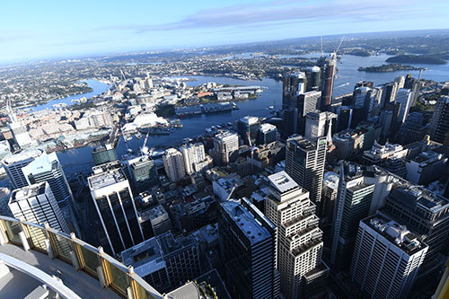 Cityscapes Masterclass at Sydney Tower, Nikon School, Photography