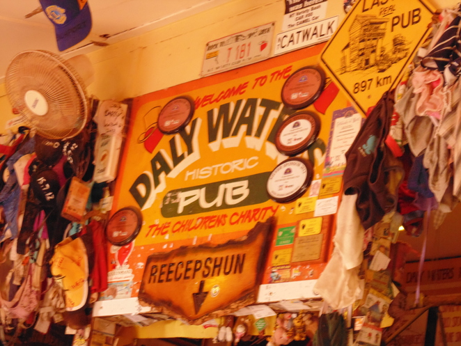 Daly Waters Historical Pub