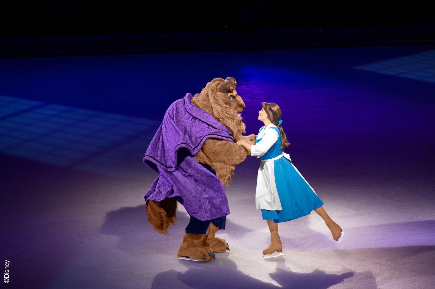 Disney Om Ice Us Frozen Tour