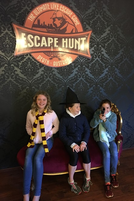 Escape Hunt Fremantle