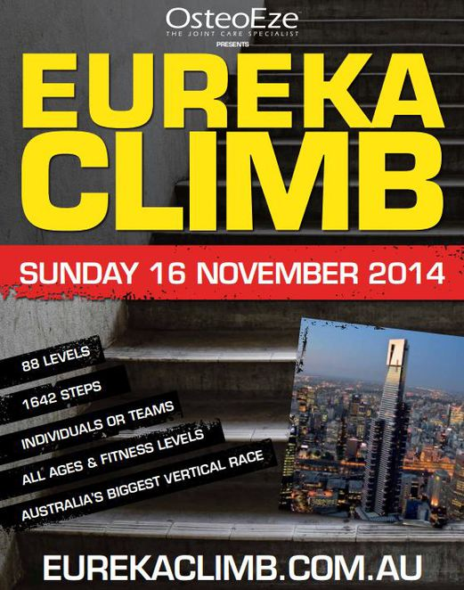 eureka, sky,tower,race,melbourne,attraction, climb,2014