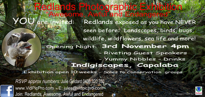 Redlands Photographic Exhibition