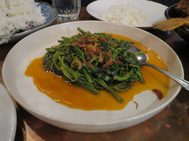 Fish Head, Kangkong, Adelaide
