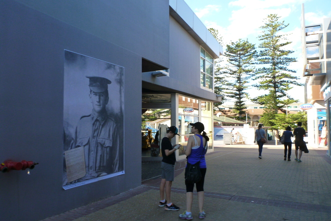 from the bay to the battlefield, glenelg
