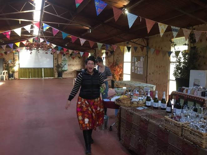 Gardening, dance, earth seat, Poetry, open mic night, singing, community, sustainability farm, Melbourne, Yarra Valley, Ecological, Horticulture, Fun things to do, family, kids, education