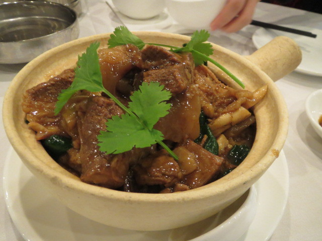 Hanson Palace Meal Deal, Braised Beef Brisket Hotpot, Adelaide