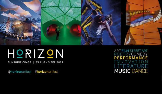Horizon Festival of Arts and Culture, ten art-fuelled days, multi-art festivals, Sunshine Coast Region, Hinterland to coast, Architects of Air Arboria Luminarium, Art St Eumundi, Art St Maleny, Maleny Music Festival, William Close and the Earth Harp Collective, Maroochy Music & Visual Arts Festival, Triple J, GooseChase, Dawn Awakening, Vincent
