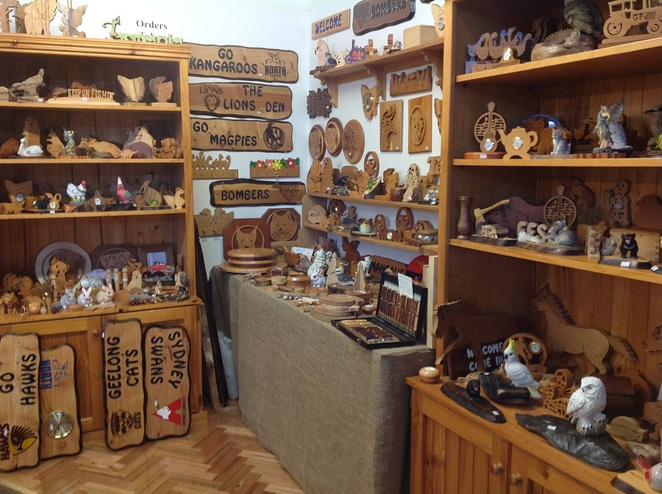 Huon Pine craft, Latrobe
