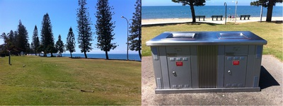 Grounds and BBQ @ Suttons Beach Park