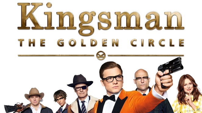 Kingsman Golden Circle Movie Poster Review