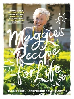 Maggie Beer's Recipe for Life book, Simon & Schuster Publishing