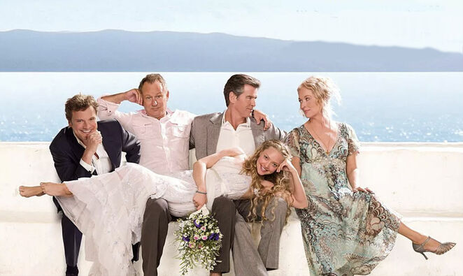 mamma mia the movie, singing cinema, mamma mia sing along movie 2019, community event, abba fans, fun things to do, cinema, date night, night life, bells hotel, dance and jive, the time of your life, mothers day, matinee screening, matinee beverage package, family friendly