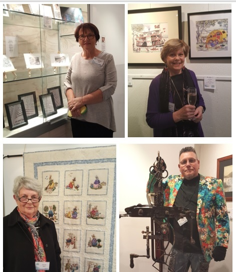 Mannum, SALA, Arnold Gallery, Artists