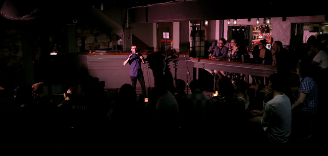 Talented Local Comedians