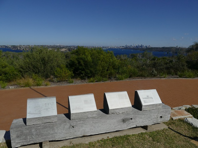 Memorial Walk North Head Manly NSW