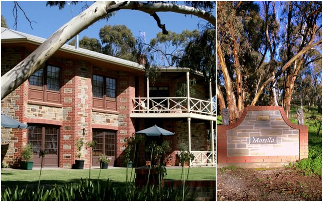 Morella House, Martin Suite, Bed and Breakfast, Accommodation, Clare Valley