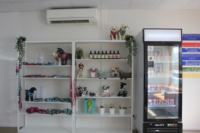 mr teddy bear dog boutique grooming salon, Bowen hills, brisbane, dog friendly, shopping, pet shop, daycare, northern suburbs, inner city suburbs, grooming, spa, hugos ice creamery
