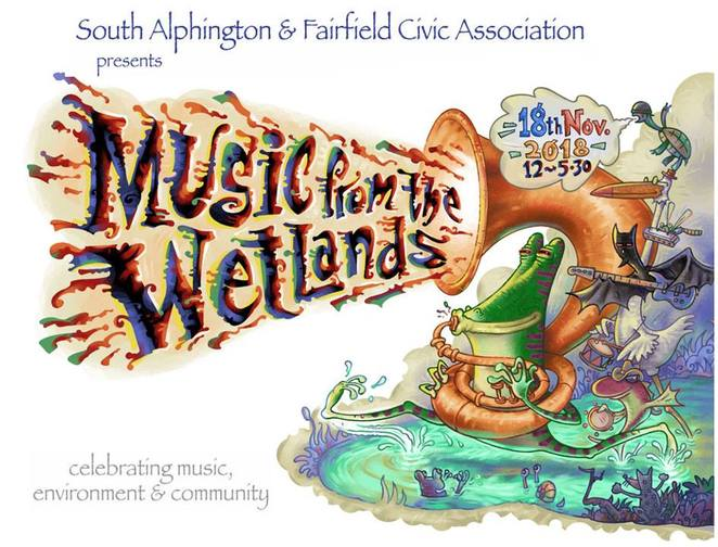 music from the wetlands 2018, community event, fun things to do, bands, city of yarra, music festival, 2018, yarra river, alphington, wheelchair accessible, clifton hill community bank, north fitzroy community bank, environmental stalls, childrens program, food and drink, havana palava, mish mcmanus band, opening and welcome to country, alphingtones, scarlets' prize, james ellis and the jealous guys, suzette herft, sugar fed leopards, madeline leman and the desert swells, kraken