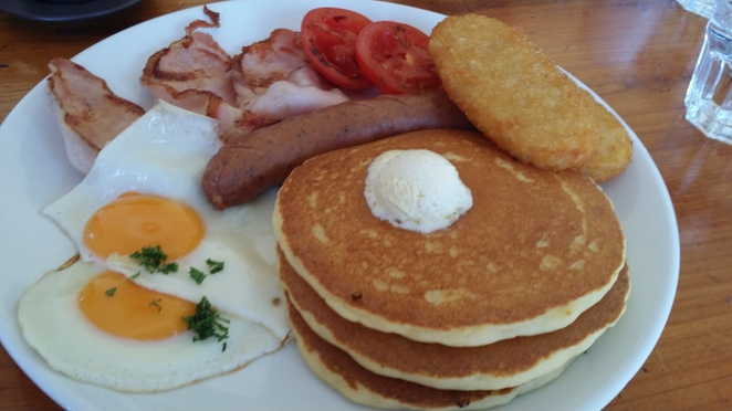 Pancakes at the Port, Ultimate Deal, Adelaide