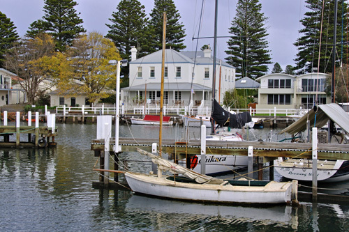 The B&B is alive and well in Port Fairy with some outstanding accommodation options available in the town