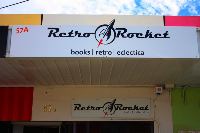 retrorocket, curios, vintage, buy and sell, kylie jakobsen, dianella, kitchenalia, books, music, art