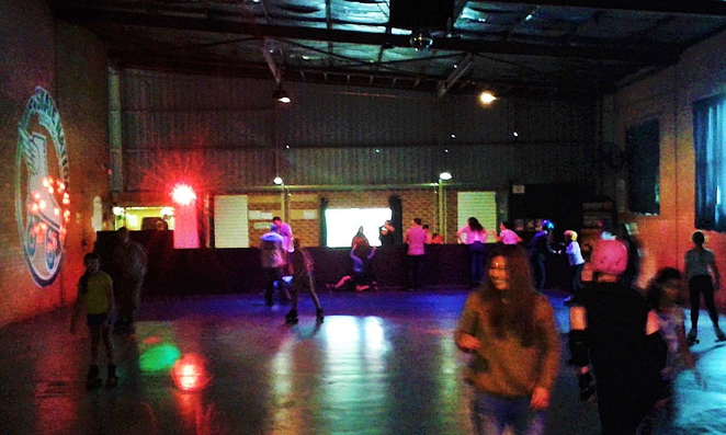 roller skating, skate nation, canberra, ACT, school holidays,