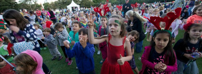 rushcutters bay village concert