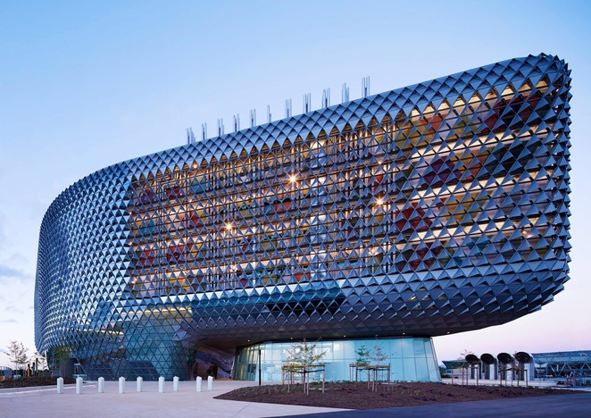 SAHMRI, South Australian Health and Medical Research Institute, Diabetes, Dinner with a Scientist, tours of SAHMRI, tapas,