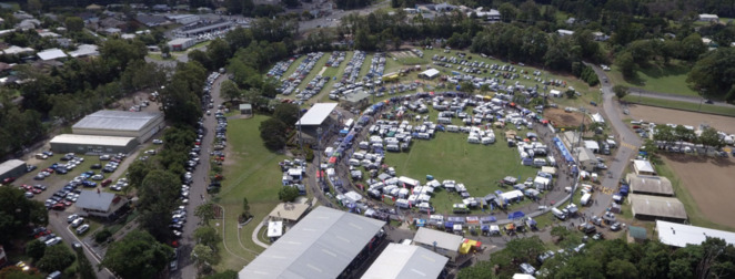 South Queensland Caravan, Camping, Boating and Fishing Expo