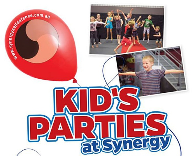 synergy, kids parties, birthday parties, childrens birthday parties, hume,