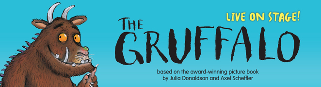 the gruffalo, canberra theatre centre, canberra, ACT, theatre productions, families, kids, children, january, 2018,