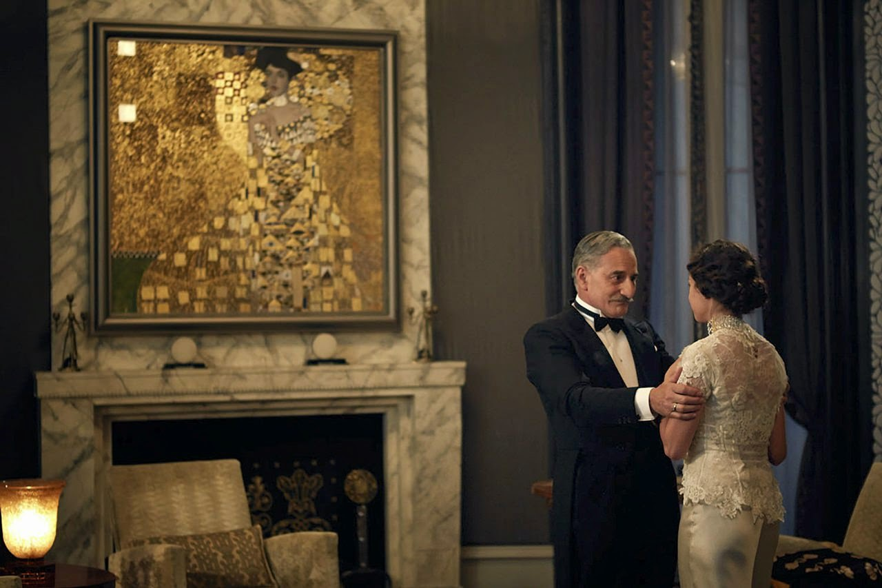 woman in gold, movie review, film review, helen mirren, ryan reynolds