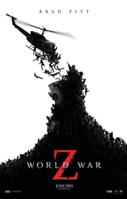 World War Z movie poster