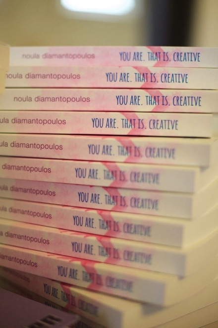You are That Is Creative, Noula diamantopoulos author, art studios Rozelle, art galleries sydney, art shows inner west sydney, personal development books, art therapy books, local artists sydney,art studios rozelle,booksforgifts,booksforchristmasgifts