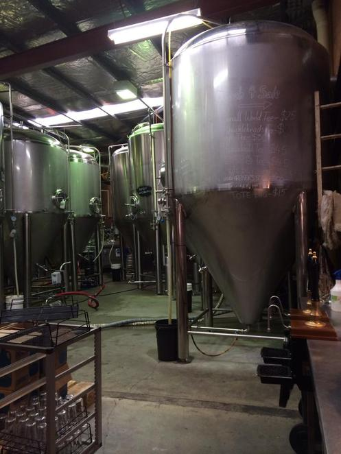 young henrys, beer, brewery, tasting bar, craft beer, newtown, vat, tank to glass, craft beer