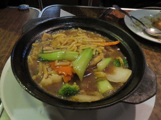 Zenhouse Vegetarian Yum Cha, Noodle Clay Pot, Adelaide