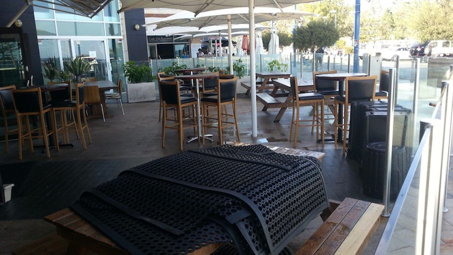 Beach Bars, Perth, Ocean Views, Ocean One, Scarborough