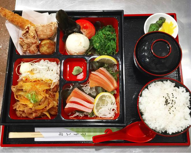 Bento Sushi Boy Japanese food