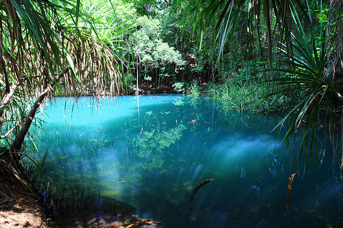 Berry Springs, Northern Territory, Australia