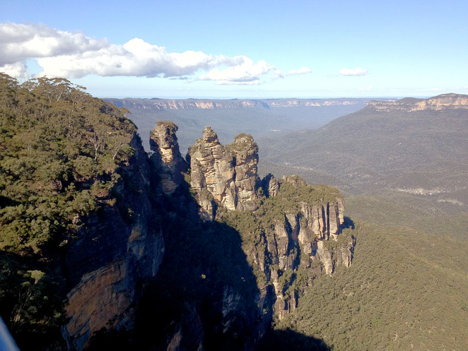 blue mountains, katoomba, three sisters, echo point, long weekend getaway, sydney attractions, best places to see in sydney, tourist destination sydney