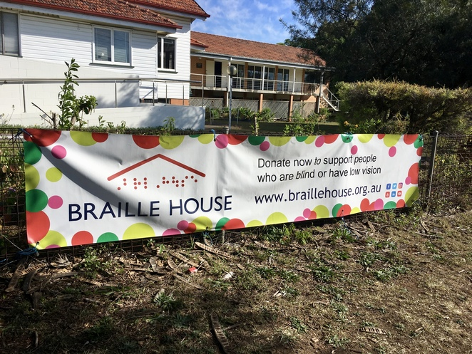 Braille House