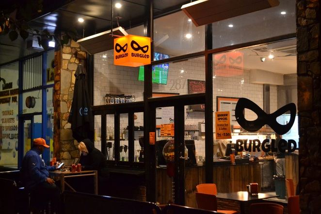 Burgled Bar, Burgled Bar Burgers, Burgled Bar Oakleigh, Burgled Bar Huntingdale Rd, Burgled Sports Bar, Bar Oakleigh, Burgers Oakleigh