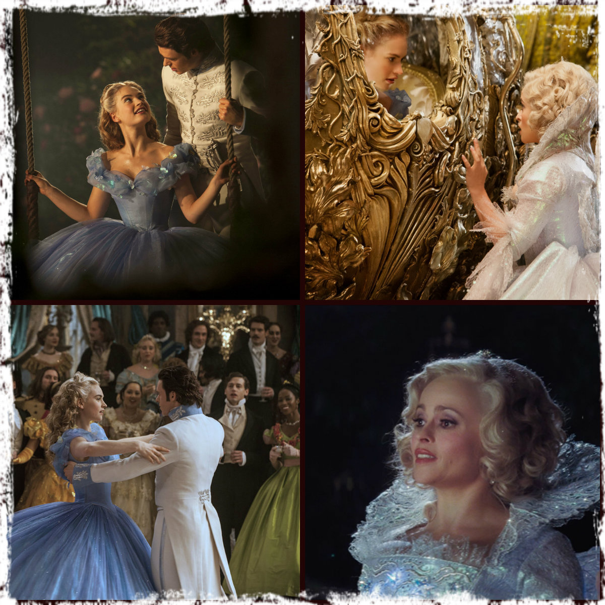 cinderella critique Review of disney's live-action film cinderella directed by kenneth branagh, starring cate blanchett, lily james, richard madden, and helena.