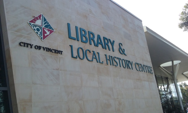 City of Vincent Library