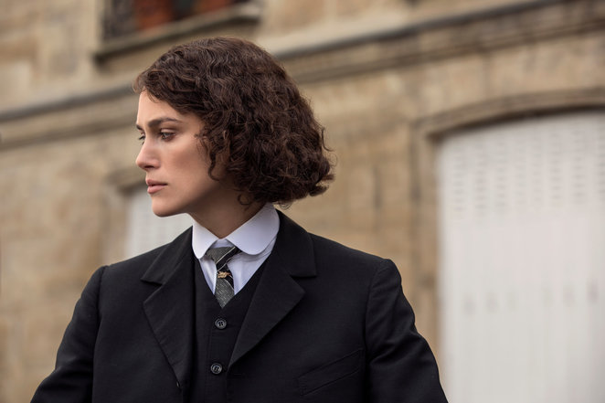 colette, film review, movie review, community event, fun things to do, movie buffs, cinema lovers, director wash westmoreland, keira knightley, dominic west, denise gough, eleanor tomlinson, biopic, historical, lgbt, romance, date night, movie night, night life