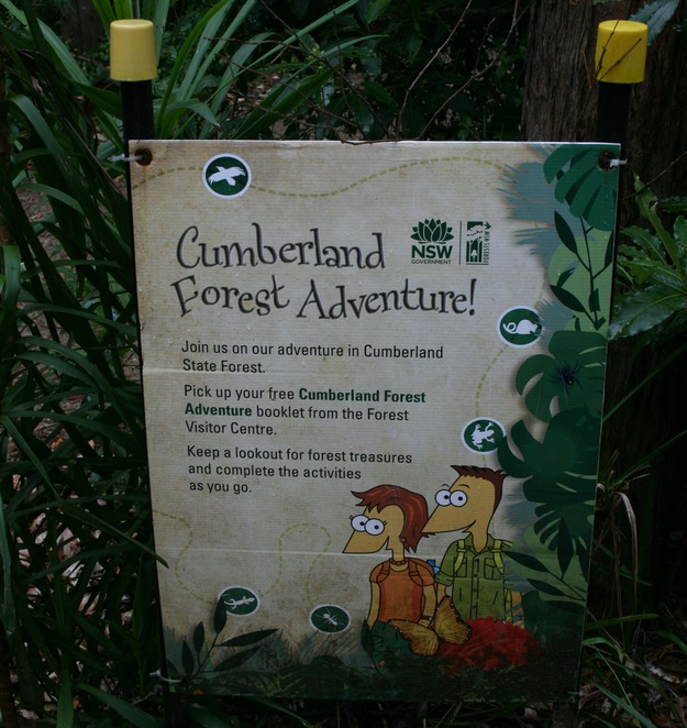 Cumberland State Forest West Pennant Hills