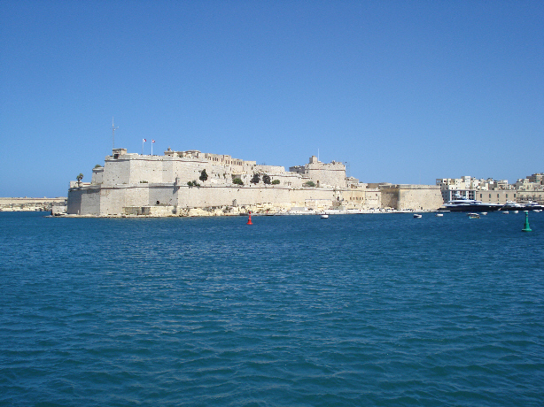 Fort St. Angelo