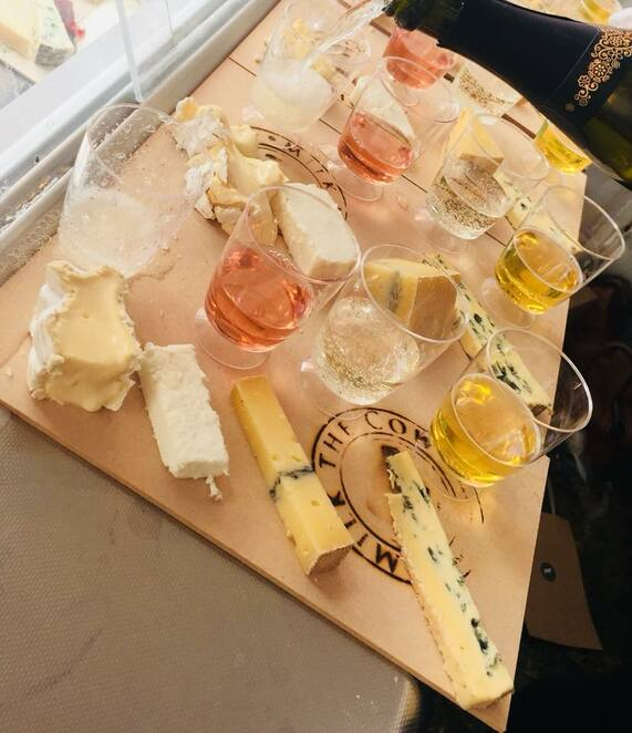 Fromage a Trois Cheese Festival